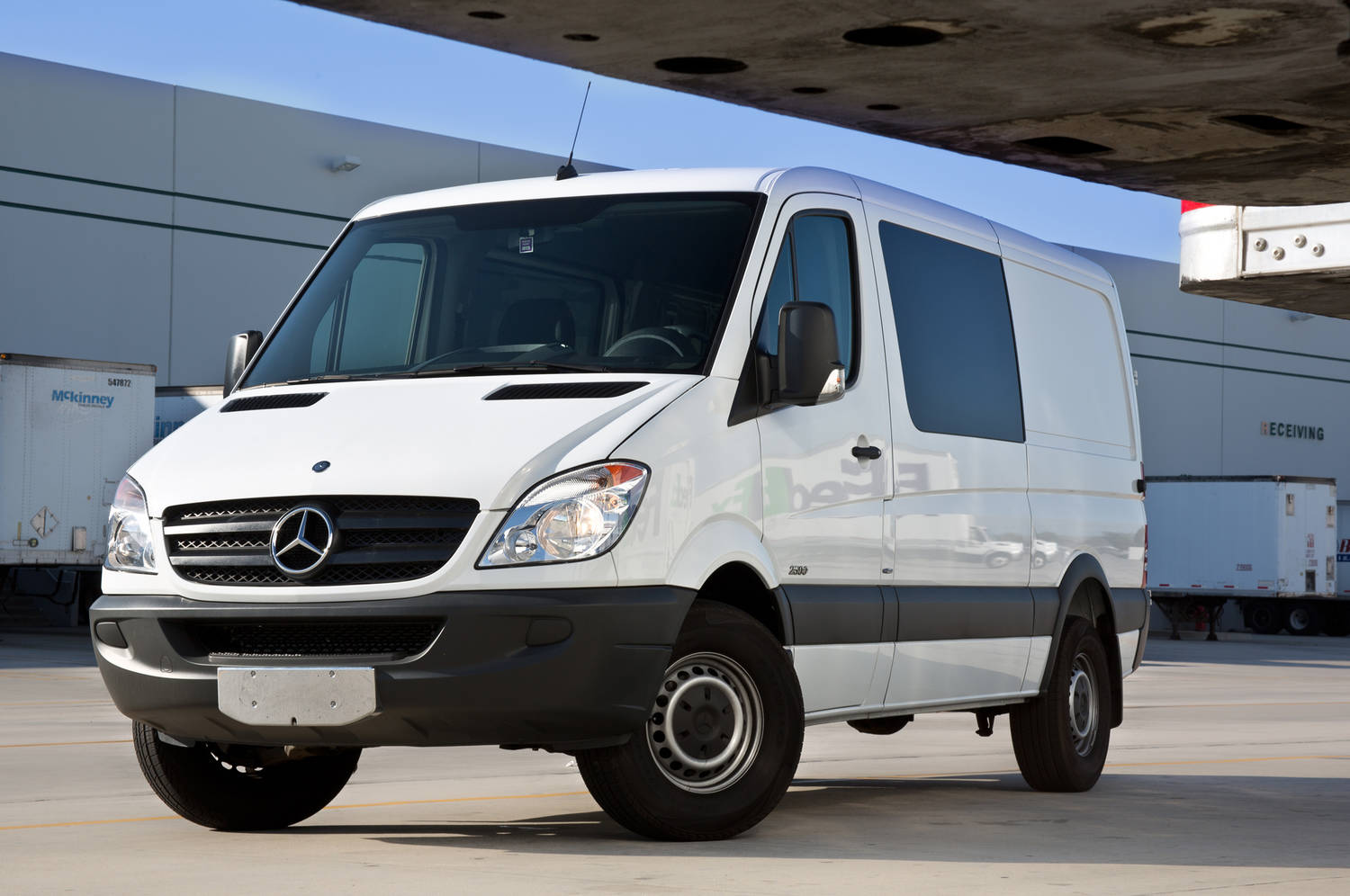 Mercedes Benz Sprinter, 901-906, 1995-2006